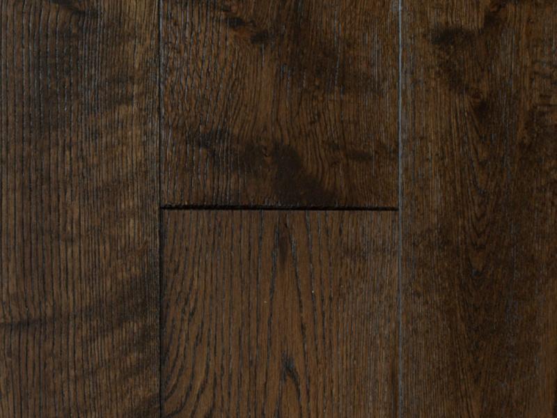 Magestik Floor Дуб бренди брашированный