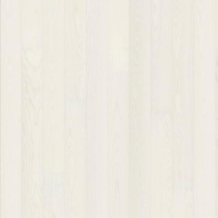 Паркетная доска Karelia (Финляндия) Ясень Story Shine White
