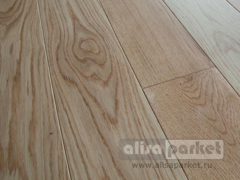 Magestik Floor Дуб натур без покрытия 150 мм