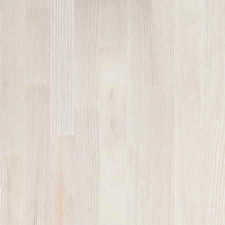 Паркетная доска (Венгрия) GRABO Ясень классик Белый лак