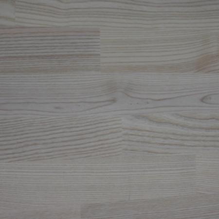 Паркетная доска (Венгрия) GRABO Ясень Тренд белый лак
