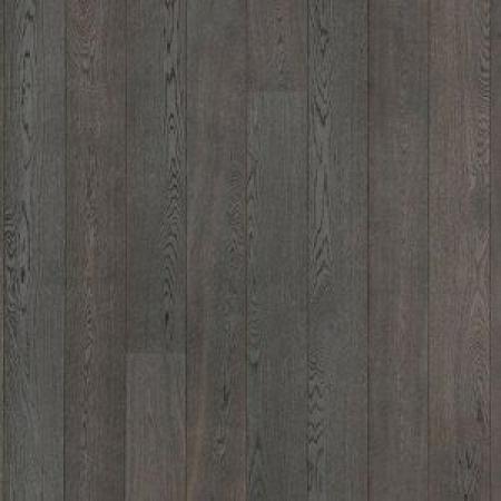 Паркетная доска Karelia (Финляндия) Дуб Story Smoked Ashpalt Grey