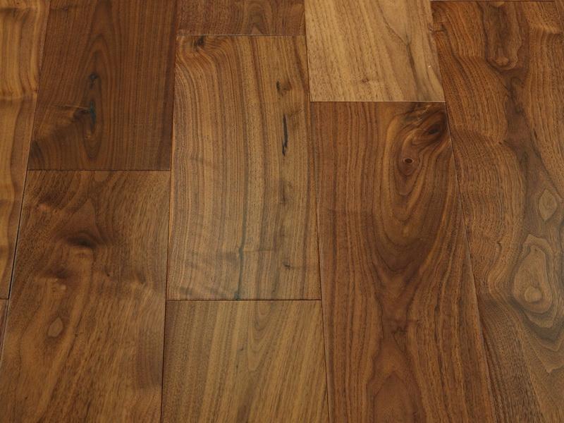 Массивная доска Орех Американский селект Magestik floor