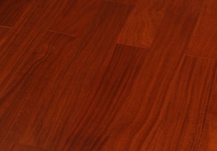 Массивная доска Кумару Красный Magestik floor