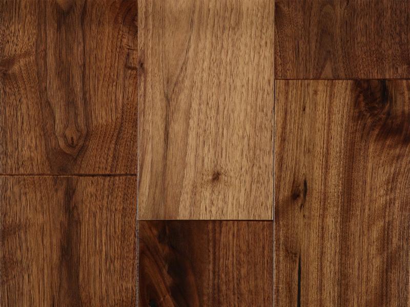 Массивная доска Орех Американский натур Magestik floor