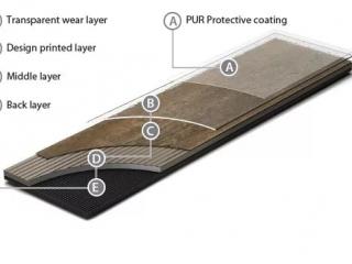 Виниловая плитка GRABO PLANK/IT Tully