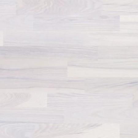 Паркетная доска (Венгрия) GRABO Ясень Айс Вайт